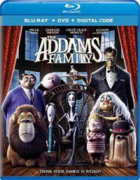 Addams Family - A galád család Blu-ray