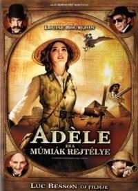 Adéle és a múmiák rejtélye DVD
