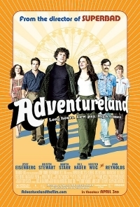 Adventureland - Kalandpark DVD
