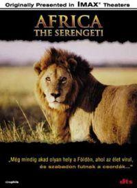 Afrika: A Serengeti Nemzeti Park DVD