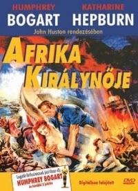 Afrika királynője DVD
