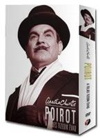 Agatha Christie: A titokzatos kék vonat DVD