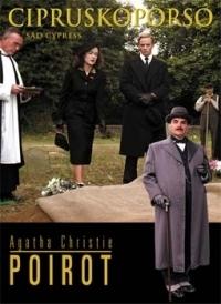 Agatha Christie: Cipruskoporsó DVD