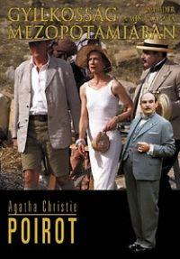 Agatha Christie: Gyilkosság Mezopotámiában (Poirot-sorozat) DVD