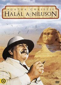 Agatha Christie: Halál a Níluson *Peter Ustinov* DVD