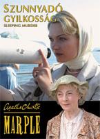 Agatha Christie: Szunnyadó gyilkosság DVD