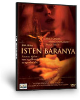 Ágnes, az Isten báránya DVD