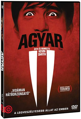 Agyar DVD