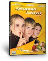Ajkamon lakat DVD
