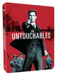 Aki legyőzte Al Caponét - limitált, fémdobozos változat (steelbook) Blu-ray