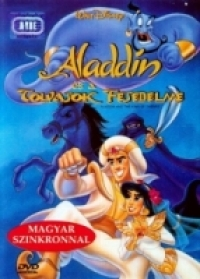 Aladdin és a tolvajok fejedelme DVD