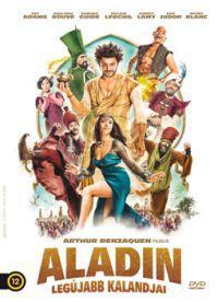 Aladin legújabb kalandjai DVD