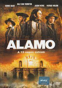 Alamo - A 13 napos ostrom DVD