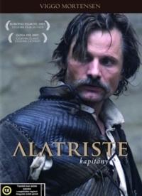 Alatriste kapitány DVD