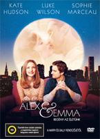 Alex és Emma - Regény az életünk DVD