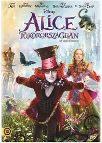 Alice Tükörországban DVD