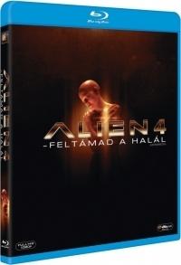 Alien 4. - Feltámad a Halál Blu-ray