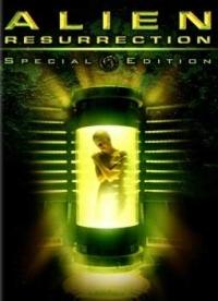 Alien 4. - Feltámad a halál DVD