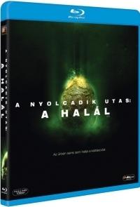 Alien - A nyolcadik utas: a Halál Blu-ray