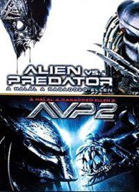 Alien Vs. Predator - A Halál a Ragadozó ellen 2. DVD