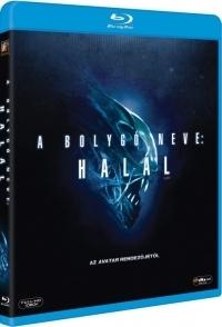 Aliens - A bolygó neve: Halál Blu-ray