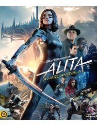 Alita: A harc angyala *Import-Idegennyelvű borító* Blu-ray