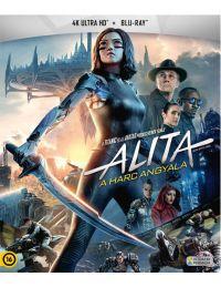 Alita: A harc angyala (4K UHD+Blu-ray) Blu-ray