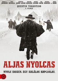 Aljas nyolcas DVD