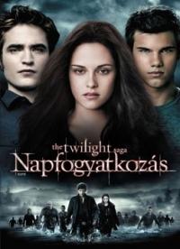 Alkonyat - Napfogyatkozás DVD