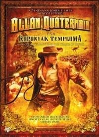 Allan Quatermain és a Koponyák temploma DVD
