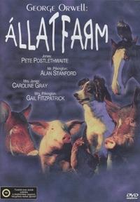 Állatfarm DVD