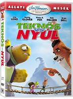 Állati mesék 2. - Teknős vs. Nyúl DVD