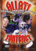 Állati történet DVD