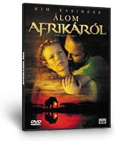 Álom Afrikáról DVD