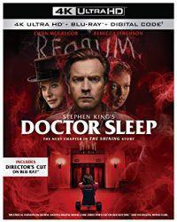 Álom Doktor (4K UHD + Blu-ray) - limitált, fémdobozos változat (steelbook) Blu-ray