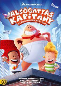 Alsógatyás kapitány: Az első nagyon nagy film (DreamWorks gyűjtemény) DVD