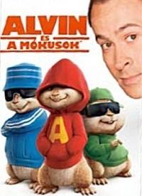Alvin és a mókusok DVD