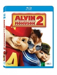 Alvin és a mókusok 2. Blu-ray