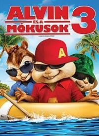 Alvin és a mókusok 3. DVD