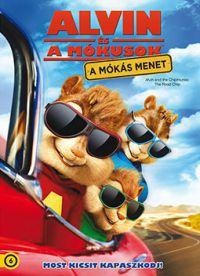 Alvin és a mókusok - A mókás menet DVD