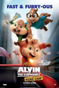 Alvin és a mókusok - A mókás menet Blu-ray