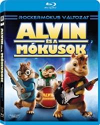 Alvin és a mókusok - Rockermókus változat Blu-ray