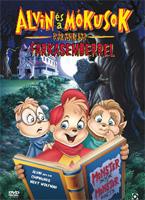 Alvin és a mókusok kalandjai Farkasemberrel DVD