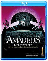 Amadeus - Rendezői változat Blu-ray