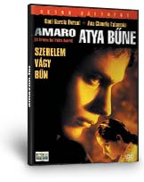 Amaro atya bűne DVD