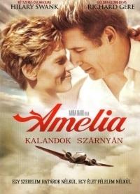 Amelia - Kalandok szárnyán DVD