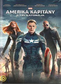 Amerika Kapitány - A tél katonája - DVD d46dff2e77