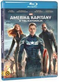 Amerika Kapitány - A tél katonája Blu-ray