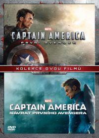 Amerika Kapitány - A tél katonája DVD