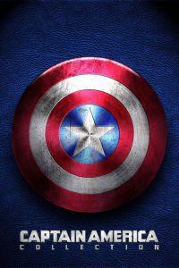 Amerika Kapitány: Polgárháború DVD